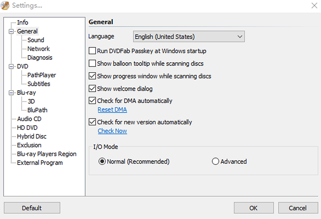 Download and Install DVDFab Passkey