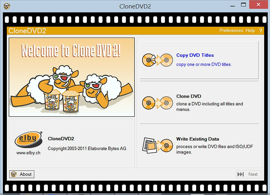 Download gratis CloneDVD Crack