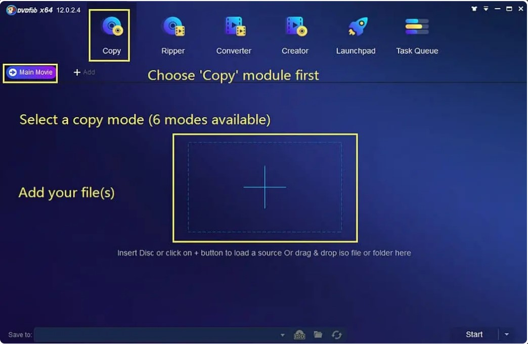 how to copy dvd to computer by DVDfab DVD Copy