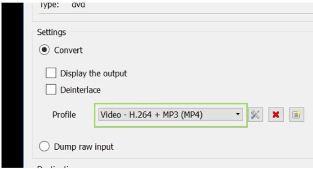 how to copy a dvd to my computer by VLC media player